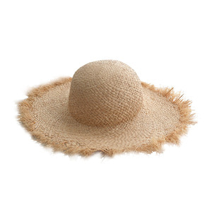 Raffia Hat : Natural (new)