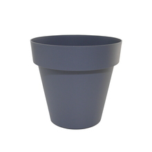 Flower Pot : large grey
