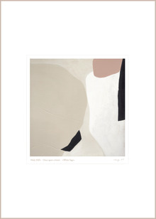 White Sage no.12 : 360*500(mm) / Limited Edition